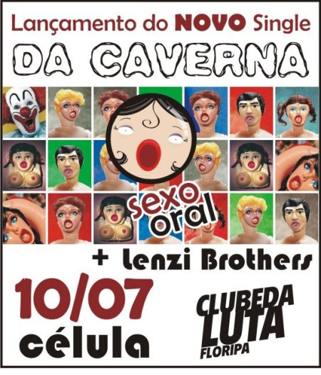 DA CAVERNA - SEXO ORAL