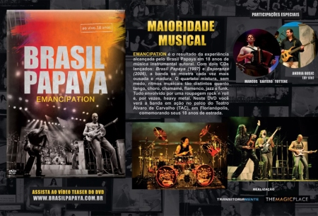 Brasil Papaya: Emancipation